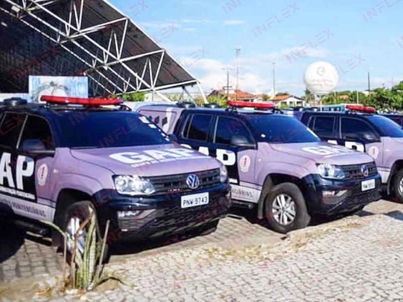Brazilian Police Car IV2000